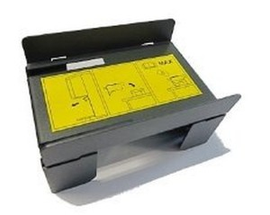 Bracket for brush container for HA480
