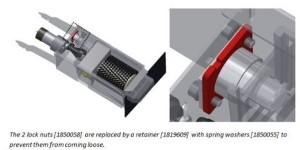 HA480 & HA680: improved brush tray removal